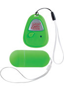 Shane`s World Hookup Remote Control Green