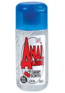 Anal Lube Cherry Scented Water Based 6 Ounce